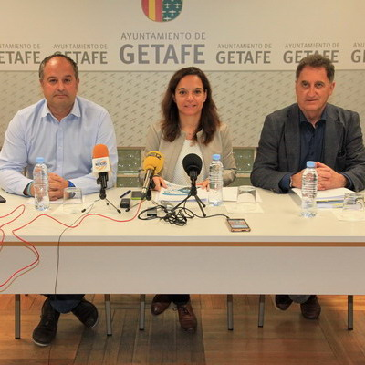 Getafe apuesta por la adhesión de Getafe a la Red de Ciudades por la Bicicleta