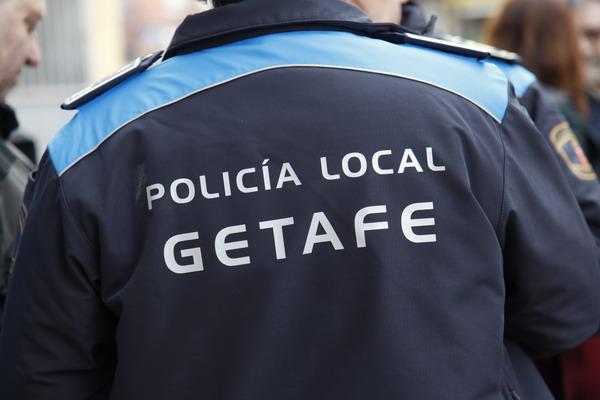 La Policía Local de Getafe detiene a dos personas que se hacían pasar por Guardias Civiles