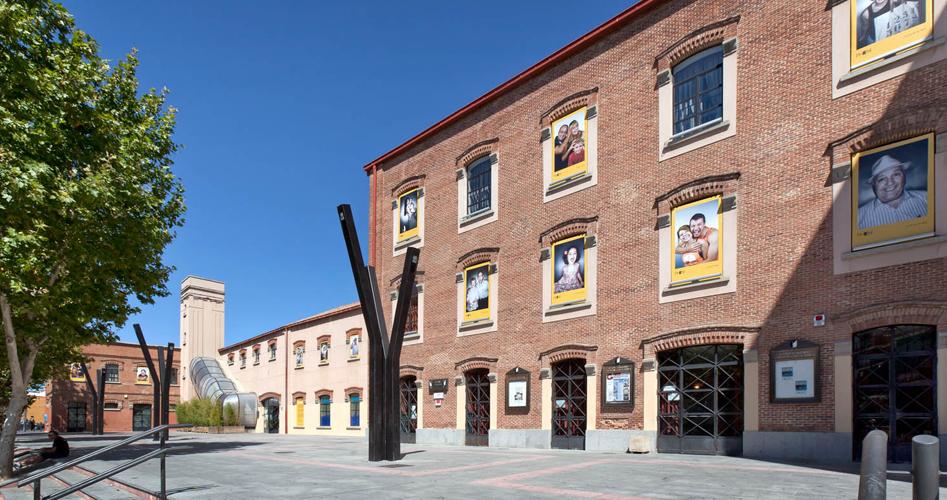 La Sala de Conferencias de la Fábrica de Harinas de Getafe acogerá la proyección de cuatro cortometrajes del Festival 'Cortos con Ñ'