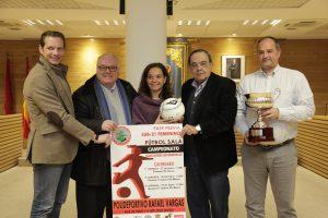Getafe acogerá la fase previa del Campeonato de España autonómico Sub-21 de Fútbol Sala femenino