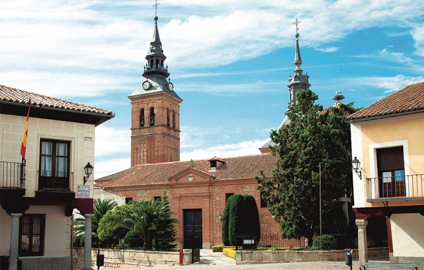 Iglesia de NuestraSeñora de la Asunción. Navalcarnero, Madrid