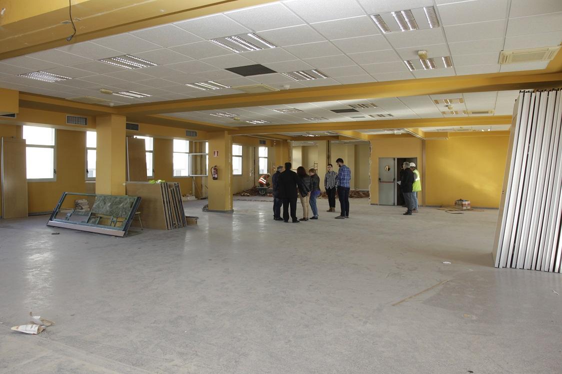 Comienzan las obras de la nueva Biblioteca de Getafe Norte