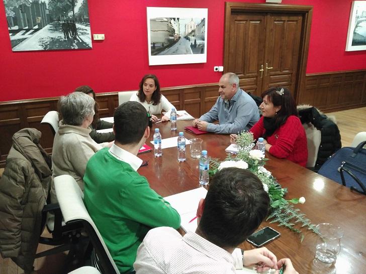 Los sindicatos comarcales CC.OO. y U.G.T. realizan aportaciones a la propuesta del gobierno municipal de Getafe para los presupuestos 2017