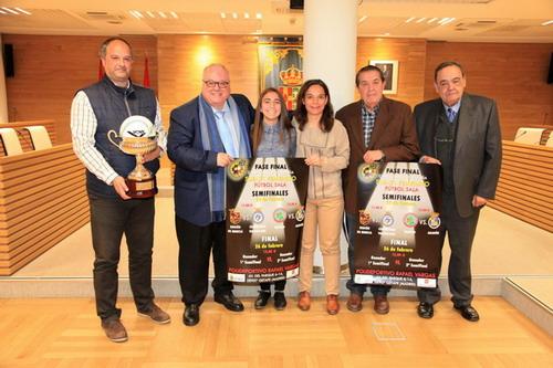 Getafe acogerá este fin de semana la fase final del Campeonato de España Autonómico Sub-21 de fútbol sala femenino