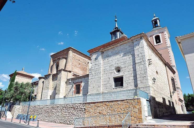 Iglesia de Nuestra Señora de la Asunción de Valdemoro