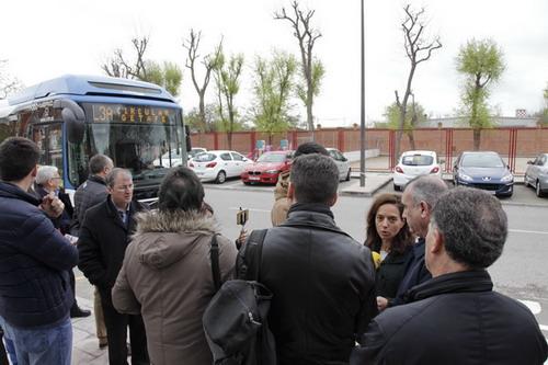 Getafe mejora la movilidad con la puesta en marcha de la nueva L3, la primera línea circular de autobuses