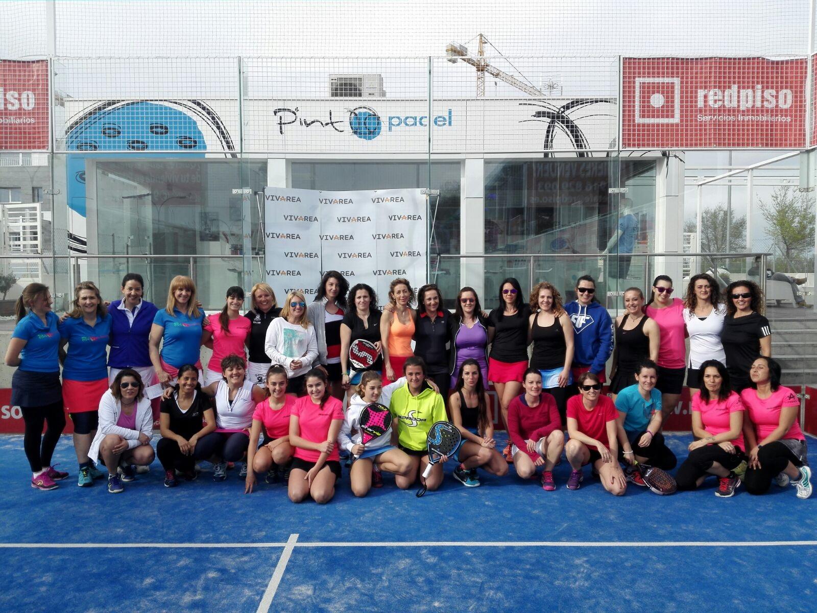El Club PintoPádel organiza un torneo mixto benéfico el próximo 22 de abril
