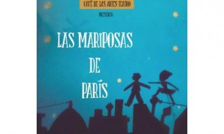 'Las mariposas de París' llegan al Teatro Federico García Lorca el próximo sábado