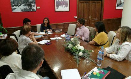 Frente común para exigir a la Comunidad de Madrid que agilice las obras del colegio Miguel de Cervantes