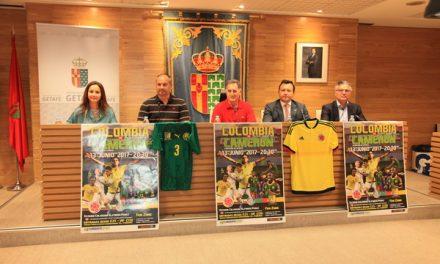 Getafe acogerá el partido de fútbol entre las selecciones internacionales de Colombia y Camerún