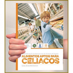 Lista de alimentos aptos para celíacos 2017 de FACE