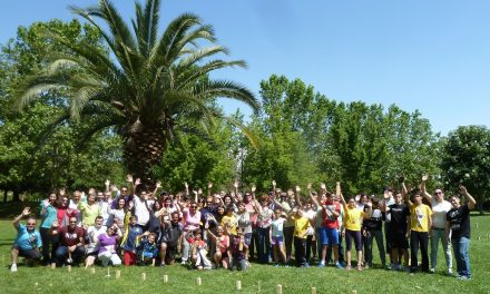 Adal prepara varios actos deportivos en Getafe