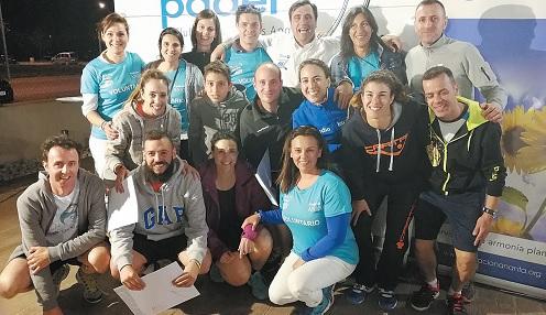 Gran evento solidario de la Fundación Ananta en Pintopadel