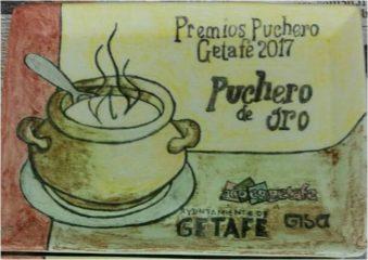 Entrega de VI edición de los premios Puchero de Oro y Puchero de Plata hoy en Getafe