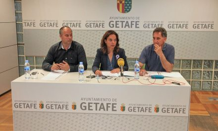 Getafe se adhiere a la estrategia de promoción de la salud y prevención en el sistema nacional de salud