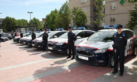 La Policía Local de Getafe cuenta con 8 nuevos vehículos que le ayudarán a llegar más y mejor a cada vecino y vecina