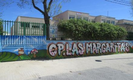 El Gobierno municipal de Getafe apoya el cambio de nombre del que pasará a ser CEIP Las Margaritas