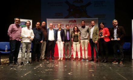 El Teatro Federico García Lorca acogió la jornada 'Juego Limpio'