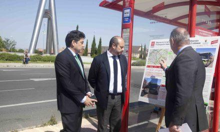 La Comunidad de Madrid mejora el servicio de los autobuses interurbanos y urbanos en Alcorcón