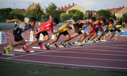 El estadio de atletismo Juan de la Cierva cuenta tras las obras con la que posiblemente es la mejor pista de Madrid