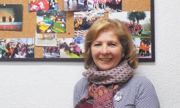 Ana Rubio Martín. Presidenta de la Asociación 'Cerro de los Ángeles'