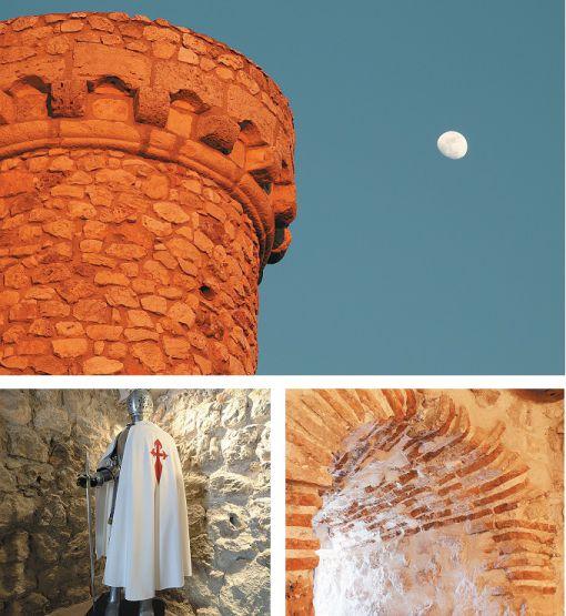 Castillo de Villarejo de Salvanés, detalles