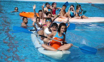 Más de 1.500 niños y niñas disfrutaron del deporte en las fiestas de Escuelas Deportivas y Liga Prebenjamín