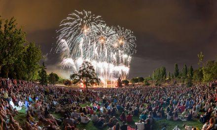 Miles de vecinos y visitantes han disfrutado de las Fiestas de Getafe 2017