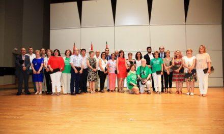 Homenaje a 24 maestros y maestras de Getafe que se jubilan este año