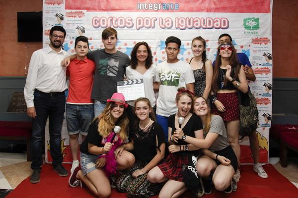 Más de 700 jóvenes de Getafe han participado en la segunda edición de 'Cortos por la Igualdad'