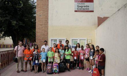 El Ayuntamiento de Getafe pone en marcha la experiencia piloto del 'Camino Escolar Seguro'