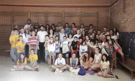 El Ayuntamiento de Getafe ha organizado el I Encuentro de la Red Ecoescuelas de la zona sur