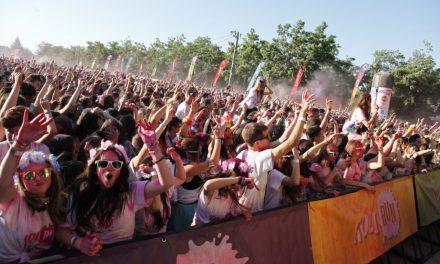 Los jóvenes de Getafe tendrán un descuento especial en el Holi Life Festival