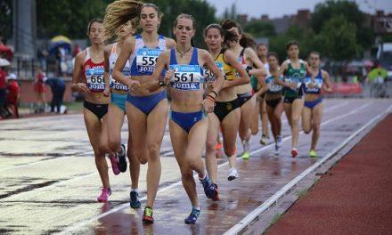 Éxito del Campeonato de España de atletismo juvenil celebrado en Getafe con 5 nuevos récords nacionales