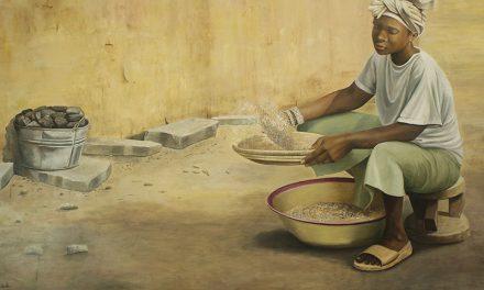 El colectivo de Creadores de Getafe La Carpa muestra su visión artística de la Unesco