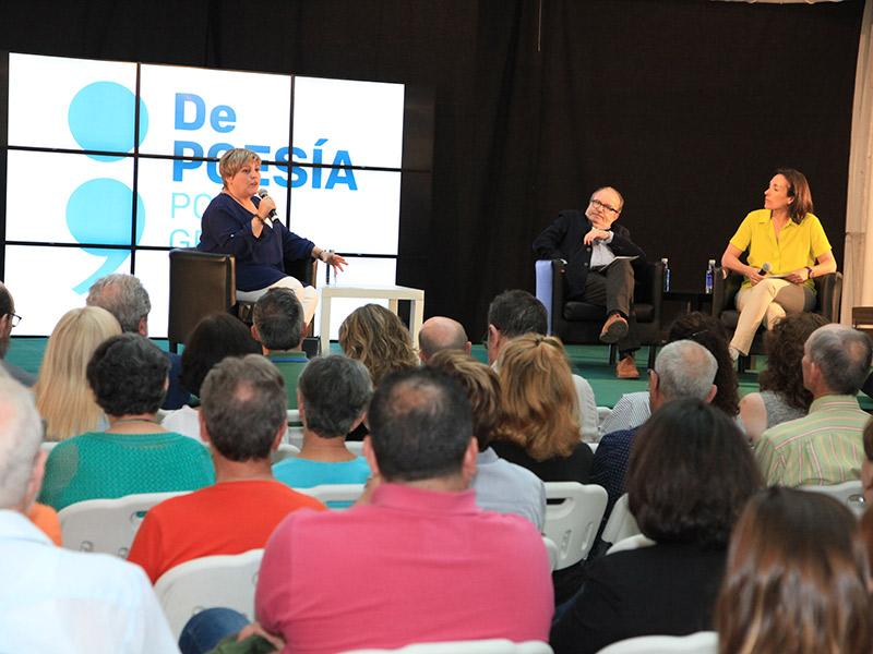 Permanece abierto el plazo para participar en el EL  'Premio Internacional de Poesía Margarita Hierro / FCPJH'
