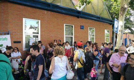 El Ayuntamiento reclama a la Comunidad de Madrid una reunión urgente ante el posible abandono de las obras del colegio Miguel de Cervantes