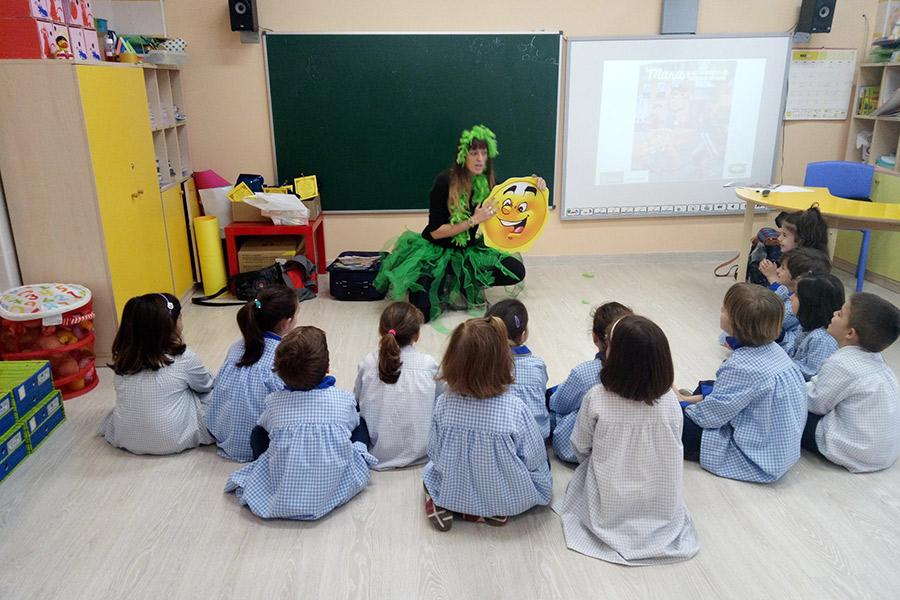 Cerca de 3000 niños y niñas han participado en la campaña de sostenibilidad organizada por el Ayuntamiento de Getafe