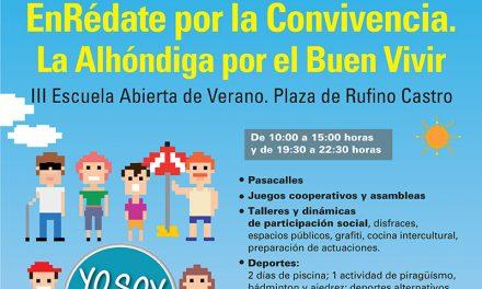 Comienzan en Getafe las Escuelas de Verano por la Convivencia en Las Margaritas y La Alhóndiga