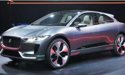 Jaguar revoluciona el campo eléctrico