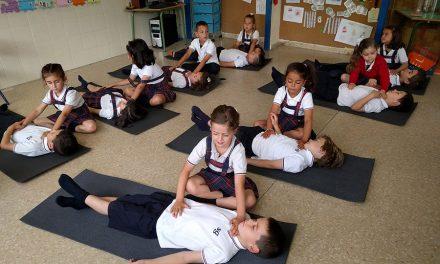 Un colegio de Madrid implanta técnicas de meditación en niños de 3 a 5 años con resultados bastante satisfactorios