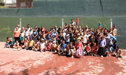 240 niños y niñas han participado en las escuelas de verano por la convivencia en Las Margaritas y La Alhóndiga