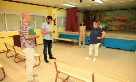 Los colegios públicos y escuelas infantiles de Getafe se preparan para el inicio de las clases