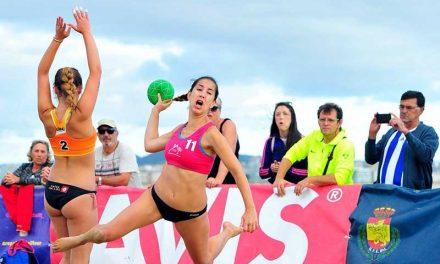 Getasur vuelve al podio en el Campeonato de España de Balonmano Playa
