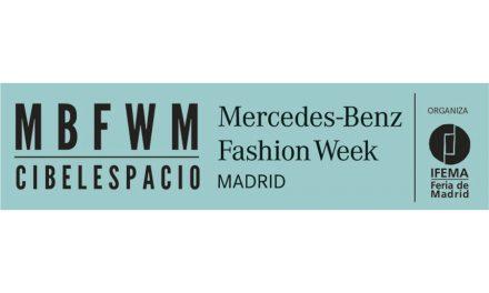 Ventex20 invita a conocer el 'backstage' de la Mercedes-Benz Fashion Week Madrid