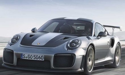 Porsche lanza el deportivo 911 GT2 RS, el más potente de todos los tiempos