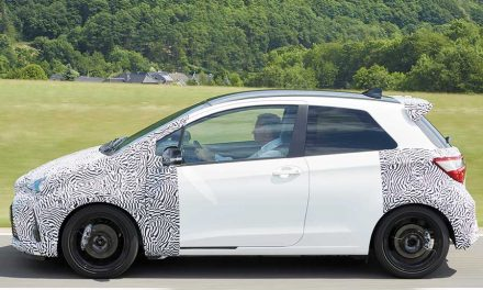 Toyota presenta el Yaris GRMN, su nueva variante deportiva