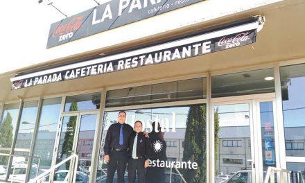 Restaurante La Parada. Expertos en menú diario y ejecutivo