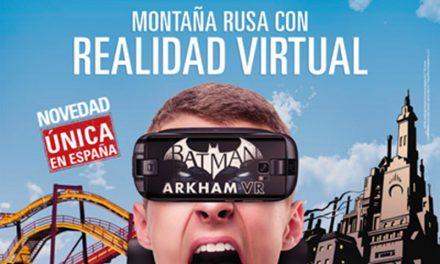 Ventex20 ofrece en agosto una montaña rusa con realidad virtual y actividades acuáticas