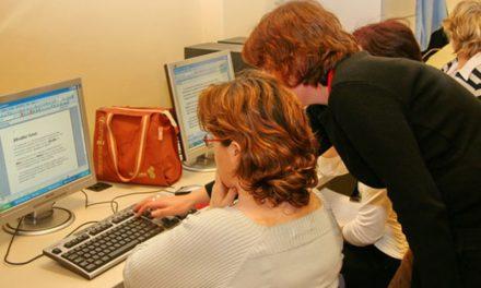 Las inscripciones para los cursos de informática y tecnología de las salas RedInt se realizarán del 15 al 22 de septiembre